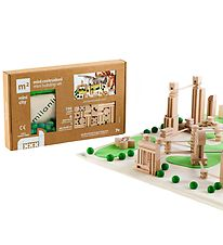 Milaniwood Stacking Blocks - Metro City Mini