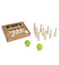 Milaniwood Wooden Game - Mini Bowling