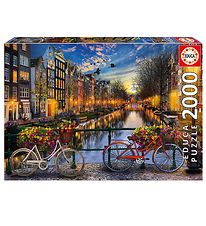 Educa Puzzle - 2000 Pieces - Amsterdam