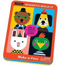 Mudpuppy Magnetic Build-It - Make a Face