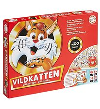 Educa Boardgame - Danish - Vildkatten