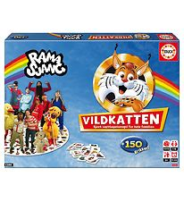 Educa Board Game - Vildkatten Ramasjang