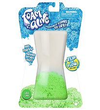 Foam Alive Hourglass - 50 g - Green