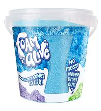 Foam Alive Bucket - 200g - Blue