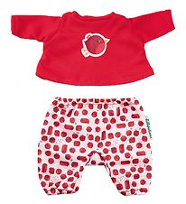 Lilliputiens Doll Clothes - Pajamas Robin