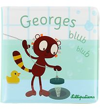 Lilliputiens Bath Book - Georges