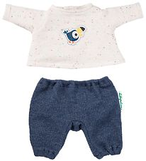 Lilliputiens Doll Clothes - Pajamas Pablo