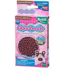 Aquabeads - 600 pcs - Brown