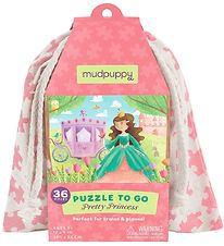 Mudpuppy Puzzle To Go - 36 pcs - Pretty Princess