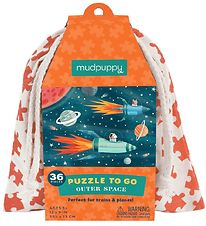 Mudpuppy Puzzle To Go - 36 pcs - Outer Space