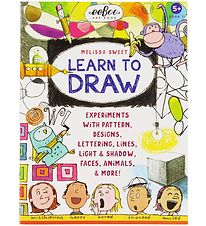 Eeboo Book - Learn To Draw - Kindness