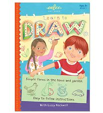 Eeboo Book - Learn To Draw - Simple Forms