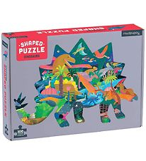 Mudpuppy Shape Puzzle - 300 Pieces - Dinosaurs