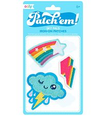 Ooly Patches - 3-pack - Sky Pals