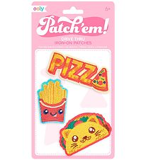 Ooly Patches - 3-pack - Drive Thru