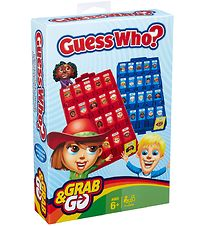 Hasbro Game - Grab & Go - Guess Who