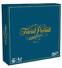 Hasbro Board Game - Trivial Pursuit Classic