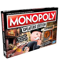 Hasbro Board Game - Monopoly Cheaters Edition