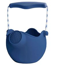 Scrunch Watering Can - Silicone - Dark Blue