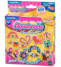 Aquabeads Bead Set - 600+ pcs - Jewels
