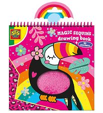 SES Creative - Magic Sequins - Drawing Book