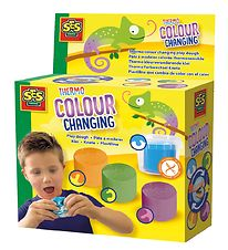 SES Creative Play Dough - 120g - Thermo Colour Changing