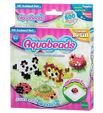 Aquabeads Beads - 500+ beads - 3D Animals
