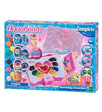 Aquabeads Bead Set - 600+ beads - Sparkling Jewel