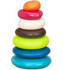 B. toys Stacking Tower - Skipping Stones