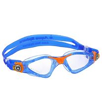 Aqua Sphere Swim Googles - Kayenne Jr - Blue/Orange