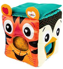 Lamaze Soft Shape Sorter w. Animal Design - Multicoloured