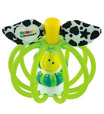Lamaze Clutching Rattle Apple - Green