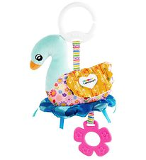 Lamaze Clip Toy w. Teether - Sierra The Swan