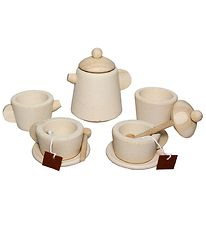 PlanToys Tea Set - Nature