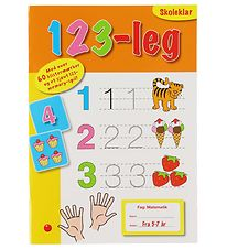 Forlaget Bolden Activity Book - 123-Leg