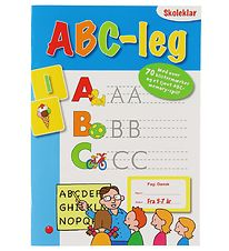 Forlaget Bolden Activity Book - ABC-Leg
