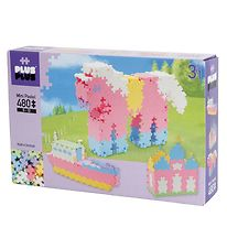 Plus-Plus Pastel - 3-in-1 - 480pcs