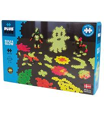 Plus-Plus Basic - Luminescent - 360pcs
