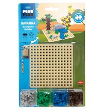 Plus-Plus Savanna Builder - 64pcs