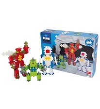 Plus-Plus Basic - Robots - 170pcs