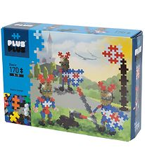 Plus-Plus Basic - Knights - 170pcs