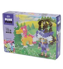 Plus-Plus Pastel - Horse Carriage - 170pcs