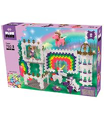 Plus-Plus Basic - Rainbow Castle - 760pcs