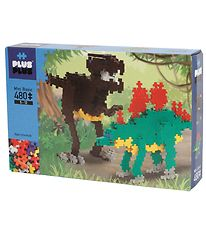 Plus-Plus Basic - Dinosaurs - 480pcs