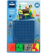 Plus-Plus Ocean Builder - 64 pcs