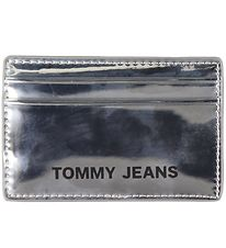 Tommy Hilfiger Credit Card Holder - Silver