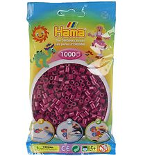 Hama Midi Beads - 1000 pcs - Plum