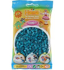 Hama Midi Beads - 1000 pcs - Petroleum