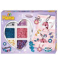 Hama Midi Bead Set - 2400 pcs - Jewelry