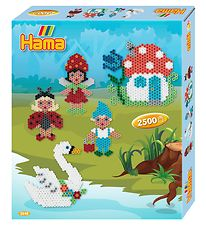 Hama Midi Bead Set - 2500 pcs - Elves